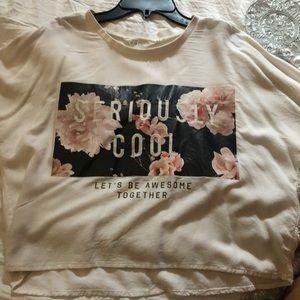 An H&M shirt